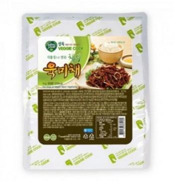 삼육유기농자연식품 채식육미채 1kg 콩으로만든 고기