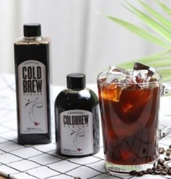 리던 고소한 순창발효가비 콜드브루 250ml 커피원액