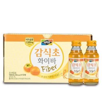 [대학촌] 경북과학대 감식초 화이바 100ml50병 공장배송